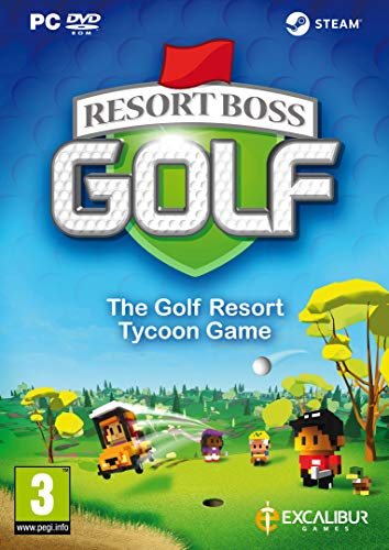 Resort Boss Golf PC [