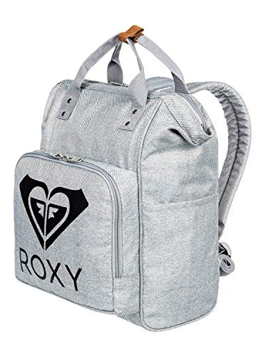 Roxy Life IS Good, Mochila/bolso multifunción para la semana para Mujer, Heritage Heather, Medium