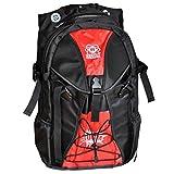 Atom Skates Back Pack - Sport Backpack - Red