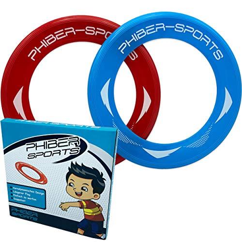 Phiber-Sports -   Frisbee-Ringe - 2er