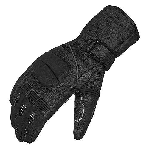 SXZHSM Riding Motorhandschoenen Winter Motorfiets Handschoenen Warm Wind En Waterdichte Drop Resistance handschoenen