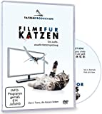 Film for Cats - The Audio-Visual Cat Toy - Vol. 1: Animals Cats Love - DVD - The Fascinating New TV Experience for you and your Cat - Gift for Cats and Cat-Lovers