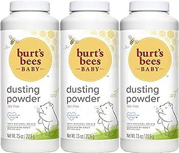 talc free baby powder
