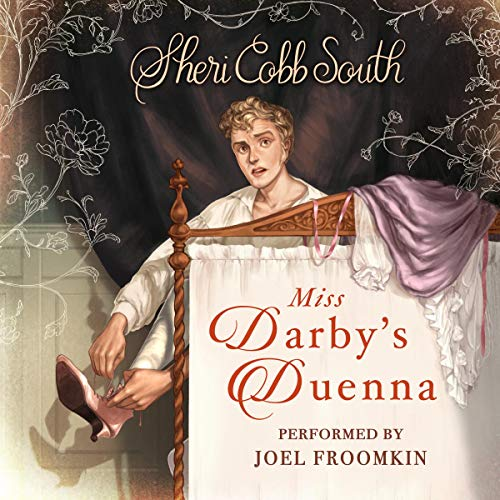Miss Darby's Duenna audiobook cover art