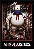 tzxdbh Ghostbusters Classic Retro Film Silk Poster