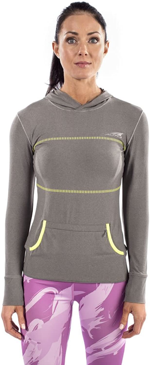 Altra Performance Hoody  Women's  Grey, XSmall