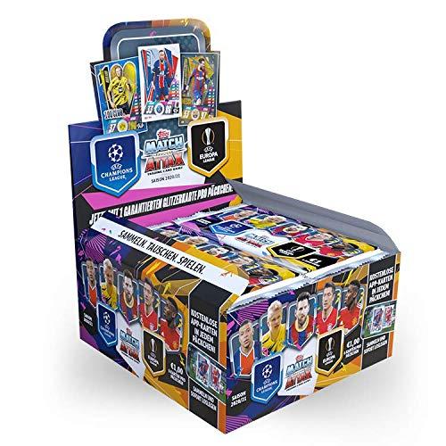 Topps Match Attax 20/21 - 30er Display Box (180 Karten)