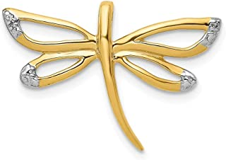 Best dragonfly jewelry gold Reviews
