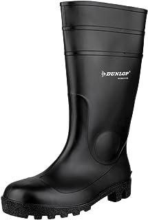 Dunlop Mens Fs1600/142Pp Wellington Boots Black Size 12