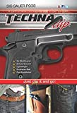Techna Clip Compatible with Sig Sauer P938 .9MM - Conceal Carry Belt Clip Holster (Right-Side) , Black