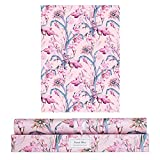 Merriton Scented Drawer Liners (Floral Bliss), Fresh Scent Paper Liners for Cabinet Drawers