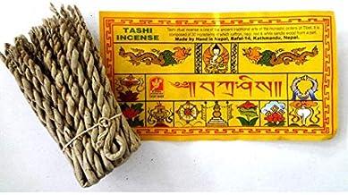 Tibetan Rope Incense - Tashi - Handmade Tibetan Rare Rope Incense