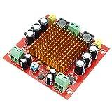 Práctico y sólido XH-M544 DC 12V 24V 150W TPA3116DA TPA3116 D2 Monocanal Amplificador de Audio Digital Amplificador de Audio - Multicolor