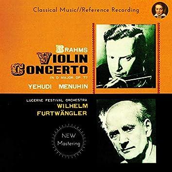 Johannes Brahms: Violin Concerto Op.77