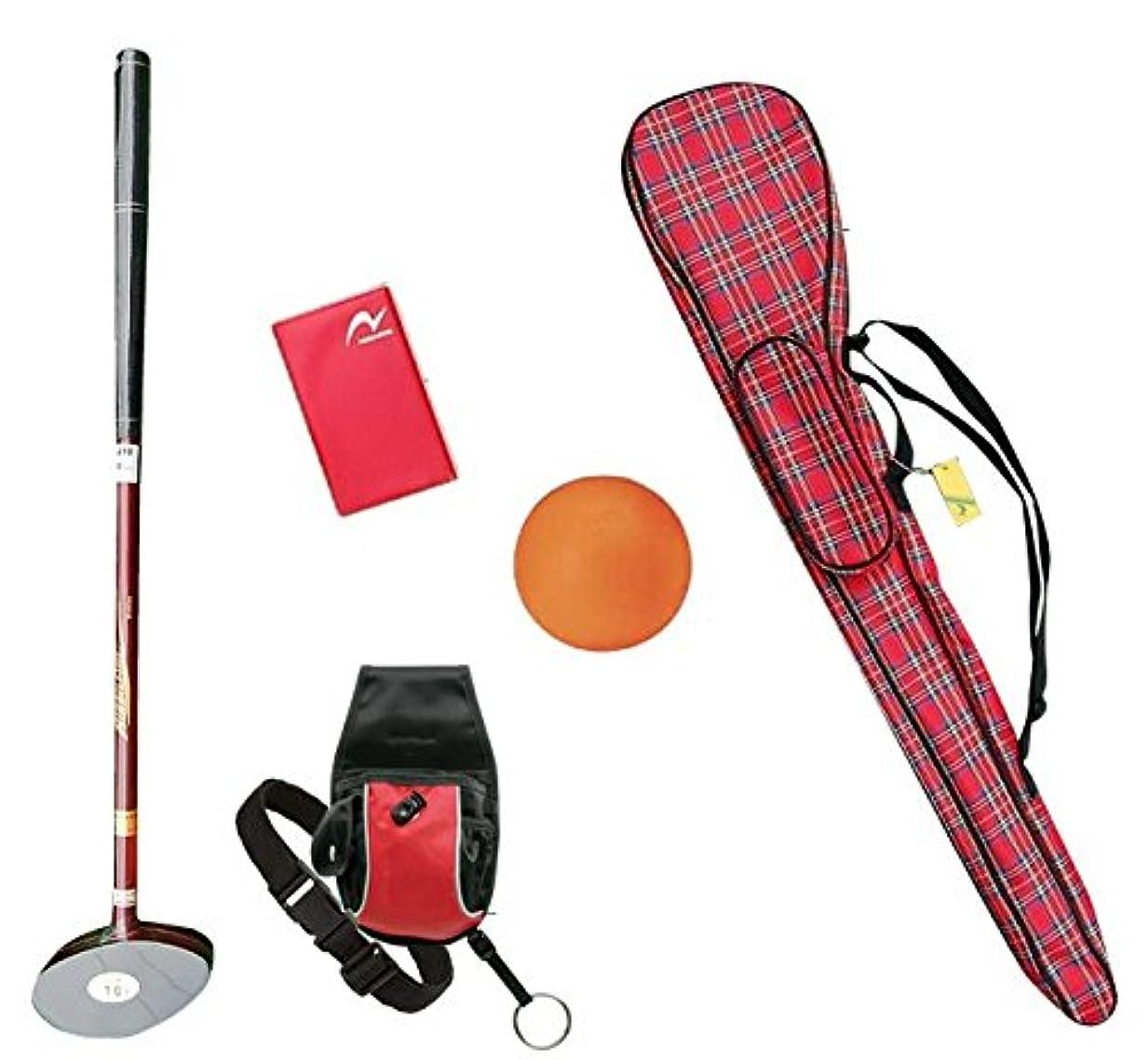 パーセント文献獣グラウンドゴルフ ニチヨークラブアベレージセット G-ASレディース用セット グランドゴルフクラブ