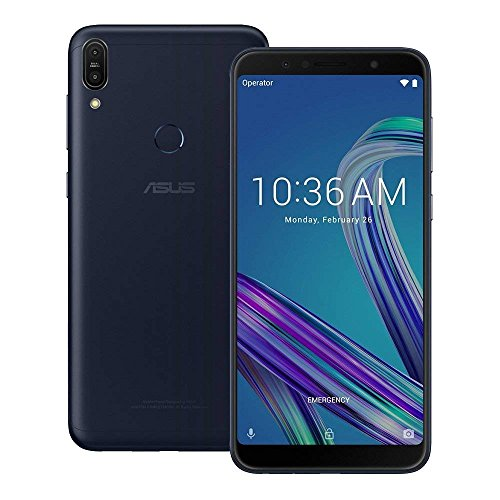 ASUS Zenfone Max Pro (ZB602KL) 32GB+3GB RAM, 6.0' 3G Factory Unlocked Smartphone - International...