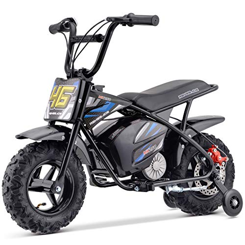 Renegade New Edition MK250 Kids 24V Electric Dirt Bike Childrens Battery...