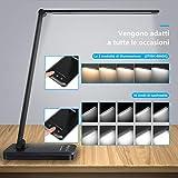 Zoom IMG-2 lampada da scrivania tavolo con