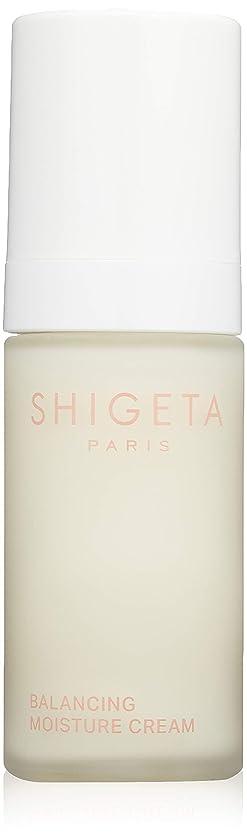 性的未払い反発SHIGETA(シゲタ) バランシング モイスチャークリーム
