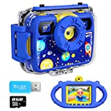 Best Camera For Kids - Ourlife Kids Camera, Selfie Waterproof Action Child Cameras,1080P Review