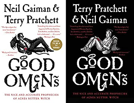 [Good Omens: The Nice and Accurate Prophecies of Agnes Nutter, Witch] [By: Gaiman, Neil] [November, 2006]