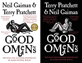 Good Omens: The Nice and Accurate Prophecies of Agnes Nutter, Witch by Neil Gaiman Terry Pratchett(2007-08-07)