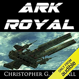 Ark Royal audiobook cover art