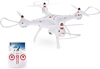 Kiditos Hobbitos Syma X8SW-D Radio Control 90 Degree Rotatable Wi-Fi FPV Camera Drone, Altitude Hold Mode, One Key Take Off Landing RC Quadcopter