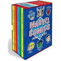 Marvel Comics Mini-Books Collectible Boxed Set (Hardcover)