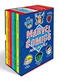 Marvel Comics Mini-Books Collectible Boxed Set: A History and Facsimiles of Marvel's Smallest Comic Books