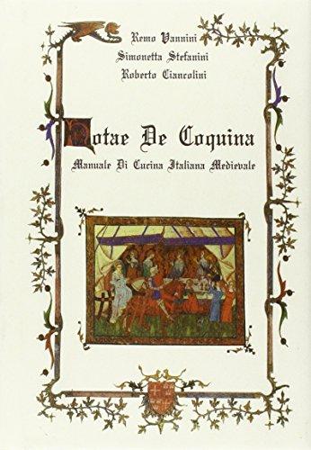 Notae de Coquina. Manuale di cucina italiana medievale