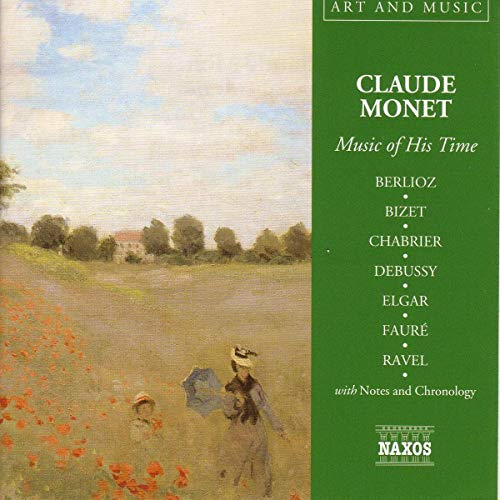 Monet: Music of His Time / Various