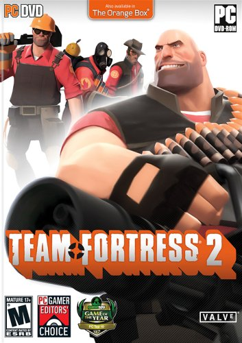 15位:Valve Software『Team Fortress 2』