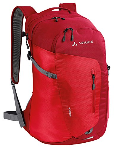 VAUDE Tecoair 26 Rucksäcke, Indian red, One Size