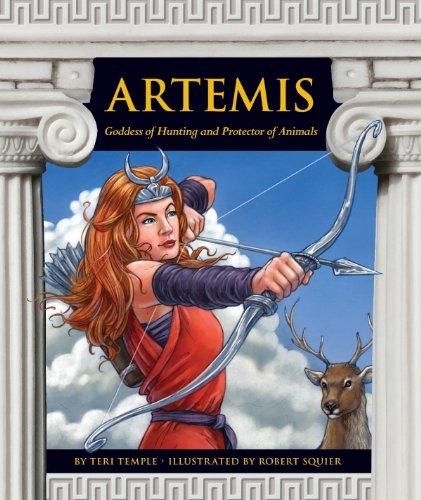 Artemis: Goddess of Hunting and Protector of Animals (Greek Mythology)