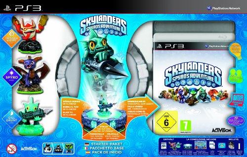 Skylanders: Spyros Adventure - Starter Pack inkl. 3 Figuren