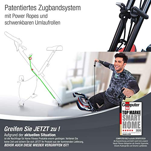 Fitness Trainingsrad Sportstech X100B / X150 X kaufen  Bild 1*