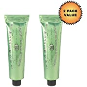 CO Bigelow Menthol Shave Cream with Eucalyptus Oil, 5.2 Ounce, (Pack of 2)
