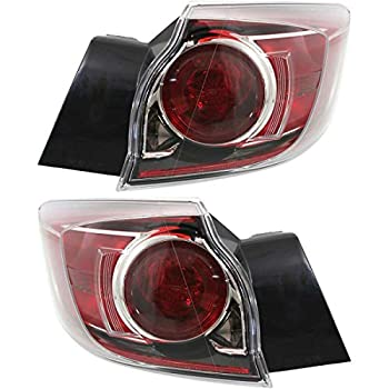 Best mazdaspeed 3 custom tail lights Reviews