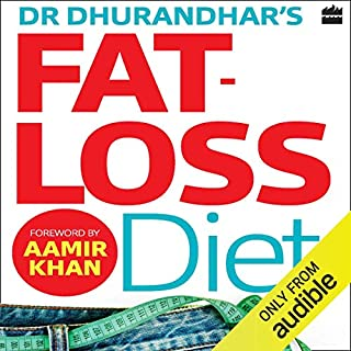 Dr. Dhurandhar's Fat-loss Diet cover art