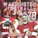 Washington Football Team: OFFICIAL Calendar 2021-2022