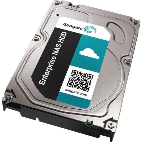 Seagate ST6000VN0001 - Enterprise NAS HDD 3.5'' 6TB SATA3 7200RPM 128MB