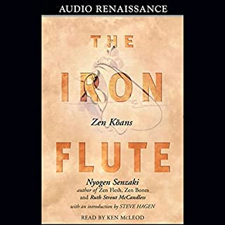 The Iron Flute cover art