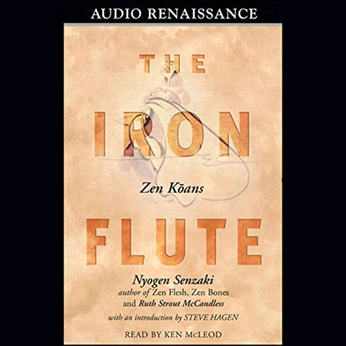 The Iron Flute audiobook cover art