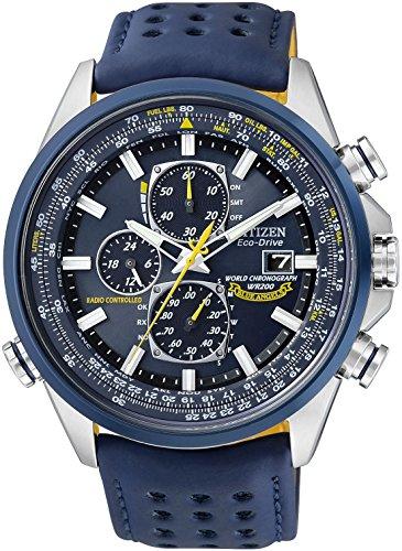 [シチズン]CITIZEN 腕時計 PROMASTER プロマスター 流通限定 ブルーエンジェルスモデル エコ・ドライブ スカイシリーズ AT8020-03L メンズ