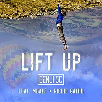 Lift Up (feat. Mbalé & Richie Gathu)