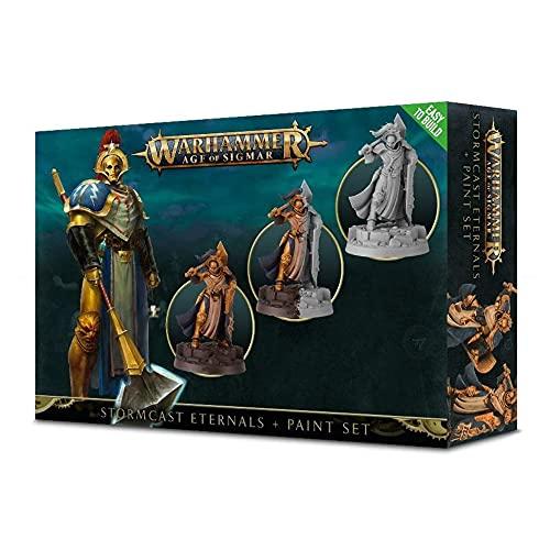 Games Workshop Warhammer Age of Sigmar Stormcast...
