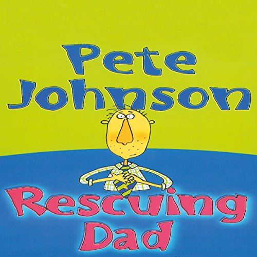 Rescuing Dad audiobook cover art