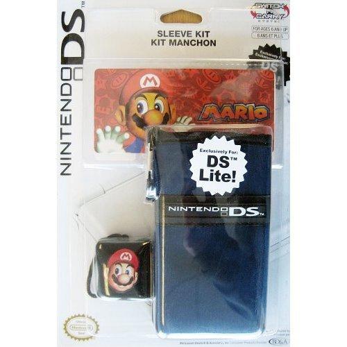Nintendo Licensed Character Console Sleeve - Mario (3DS, DSi, DS Lite) [Importación...