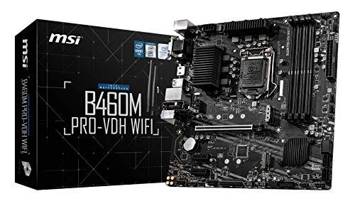 Carte Mere MSI B460M Pro-VDH WiFi